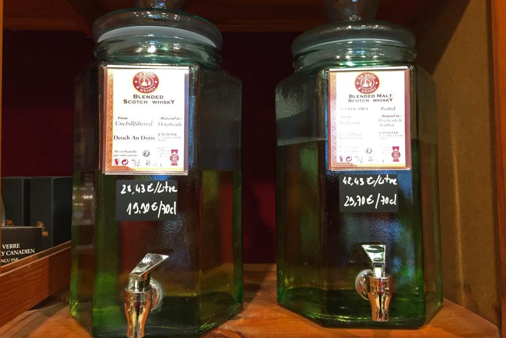puits à whisky