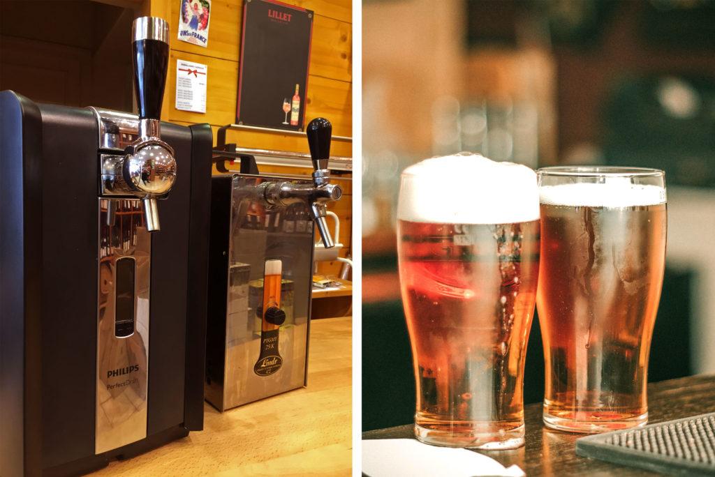 location de tireuses à bière