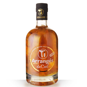 Ti Arrangés de Ced' Ananas Caramel Beurre Salé