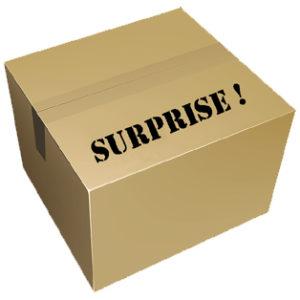 """Box Surprise 6 """"Vins de Copains"""""""