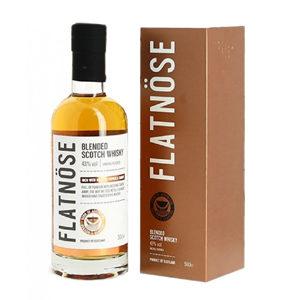 Flatnöse blended Scotch