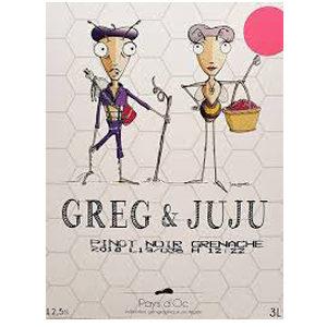 Greg et Juju Rosé BIB