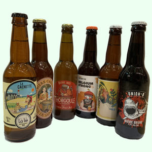 Box Bières Normandes