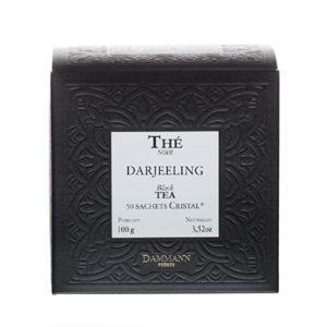 Thé Dammann Darjeeling 50 sachets cristal®