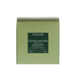 Tisane Dammann Tilleul-Menthe 25 sachets cristal®