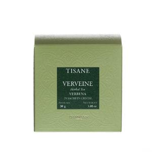 Tisane Dammann Verveine 25 sachets cristal®