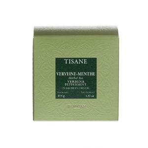 Tisane Dammann Verveine-Menthe 25 sachets cristal®