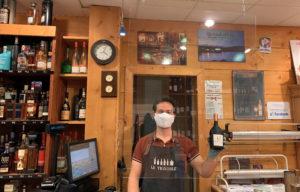 Réouverture du magasin et précautions COVID