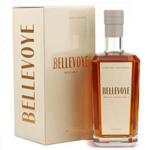 Whisky Bellevoye finition Sauternes
