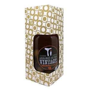 rhum arrangé CED mirabelle vintage