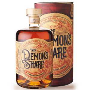 Rhum Demon's share